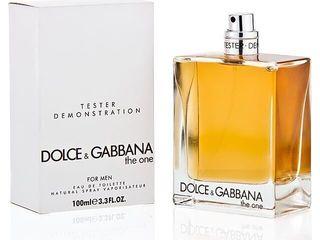 Parfumuri tester 500 lei!!!    Для Парней и Мужчин  D&G