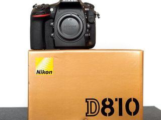 Nikon D810 nou!