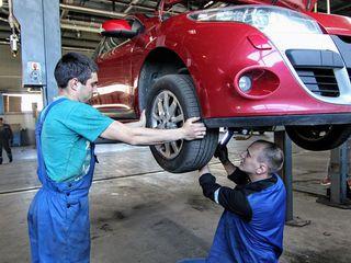 Piese Renault Диагностика и ремонт ходовой части Renault Scenic/Grand Scenic/Dacia/Nissan 1.5DCI