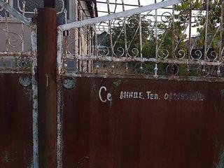 Se vinde casa pe pămînt lîngă МРЭО (proprietar/ negociabil)