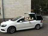 Кабриолет Mercedes Benz