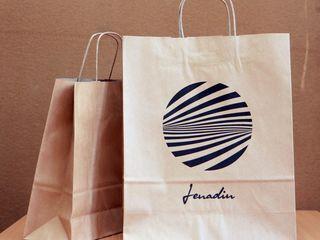 Пакеты с вашим логотипом!