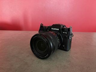 Fujifilm Xt 4 + XF 16-80mm