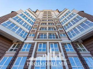 Ofertă unică în centrul orașului! Apartament spațios cu 3 camere+living!