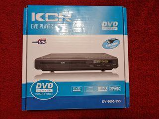 Dvd KCR cu USB nou!!