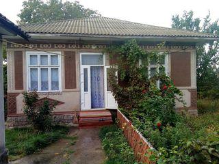 Продается дом  и сарай г. Рышканы