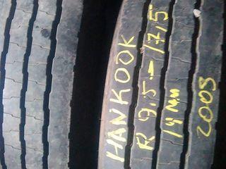 2 Roti Hankook R9,5x17.5
