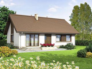 Новый современный дом 120 кв.м