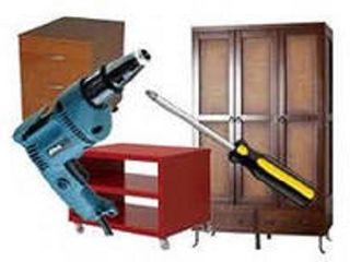 Сборка , разборка, ремонт мебели + транспорт