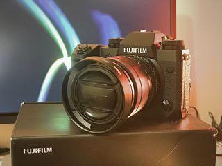 Fujifilm X-H1 cu kit 18-55 f2.8-4 si Samyang 16mm f2.0