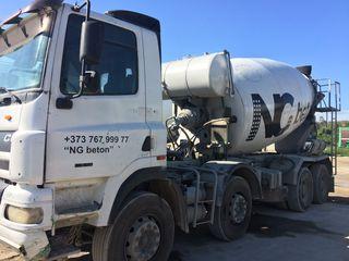 Daf betoniere