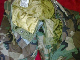 Продам новые штаны М-65 зимние с подстёжкой