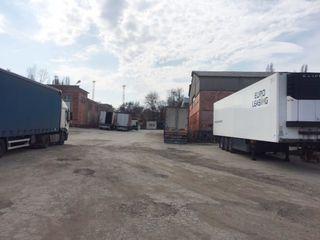 Производственная база на ул. Мунчешть