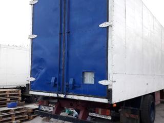 Transport la comandă10-12t, 50cub Chișinău-Moldova