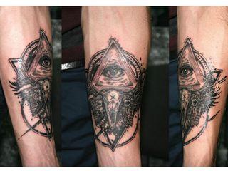 Tatuaj profesional. Specialist cu studii in arte.