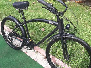 Легенда!Велосипед в  подарок из Милано.