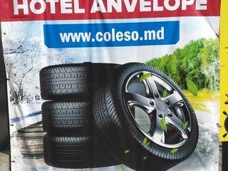 Hotel anvelope (Сезонное хранение шин)