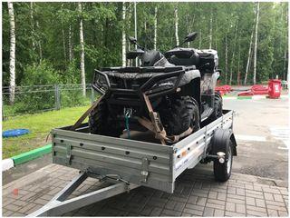 Куплю прицеп или платформу для перевозки квадроцикла