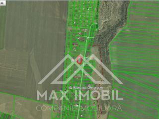 De vînzre teren pentru construcție, 15  ari,  zonă ecologică, s. Buneț