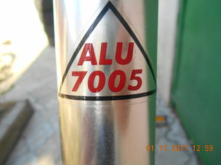 Vând bicicletă Alu 7005