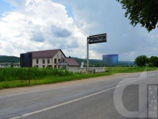 Baza de producere, direct la traseu Chisinau-Ungheni
