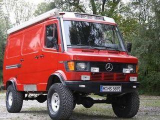 Mercedes 208-310 zapciasti