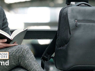 Explorez lumea în lung şi-n lat cu minunatul rucsac Xiaomi Business Multifunctional Backpack!