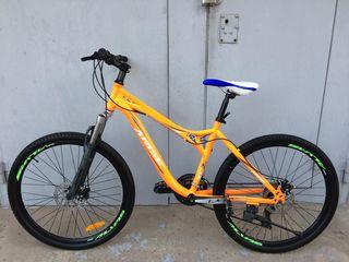 Bicicleta adusa din germania noua schimano arise xc2