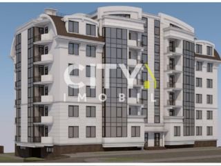 Se vinde apartament cu 3 camere, Ialoveni, Moldova 93 m