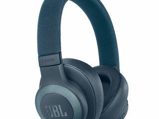 Наушники JBL Wireless Over-Ear E65BTNC, Blue