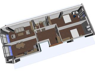 3 odai , suprafata 90 m2 , 35900 euro
