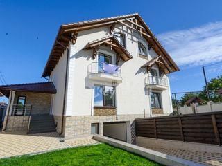 Duplex 190 mp, 2 nivele, teren 3 ari, reparație euro, Stăuceni 140000 €