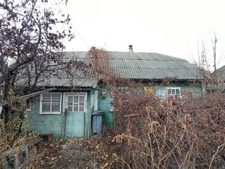 Срочно! Недорого! Продаётся саманный дом 3 комнаты, 48м2, 4 сот.земли, ул.Чайковского 14