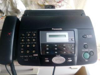 Panasonic fax telephone