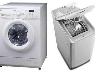 Reparația mașinilor de spălat automate la domiciliu. chemarea gratuita.piese