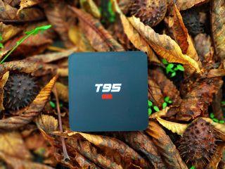 T95 Super H3 - ТВ-бокс для вашего досуга.Гарантия.Доставка.
