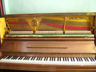 Профессиональная настройка, ремонт, оценка, купля-продажа и пр. пианино, роялей, клависинов, органов