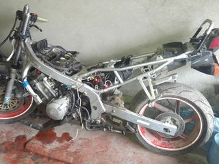 Honda CBR600F2запчасти