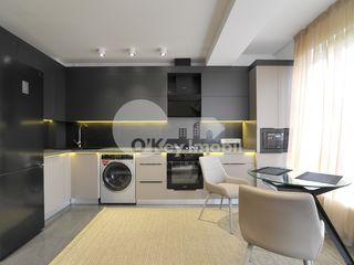 Apartament studio, reparație euro, Buiucani, 380 € !