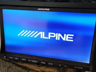 Alpine IVA-W520R Original 100%
