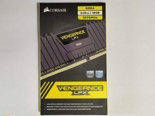 Corsair Vengeance LPX 3600Mhz  16GB(2X8GB) DDR4