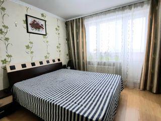 Spre vînzare apartament cu 3 odăi - încălzire autonomă și reparație exclusivă - full mobilat