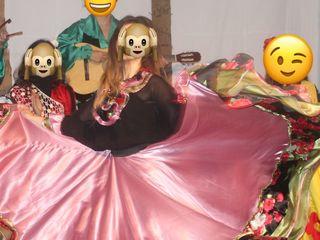 юбки цыганские и для молдавского танца
