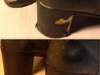 Ремонт обуви и покраска кожаных изделий