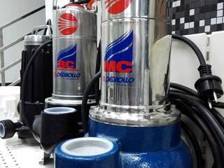 Pompe de apă, pompe submersibile, pompe de drenaj pentru canalizare!