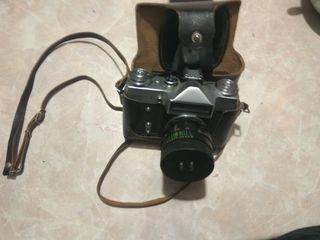 Фотоаппарат Зенит, объектив Гелиос, в отл.состоянии, за 900лей. Есть паспорт, инструкция.