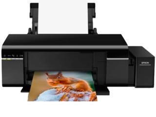 Принтер epson l805 струйный/ цветной/ черный