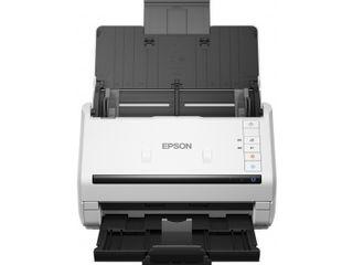 Потоковый сканер для малых и средних рабочих групп Epson WorkForce DS-530