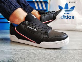 Adidas Continental 80 Black & White