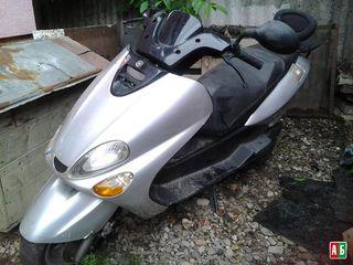 Yamaha majestik 125